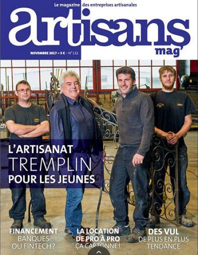 Magazine Artisans Mag